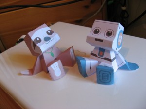 Rommy Papertoys